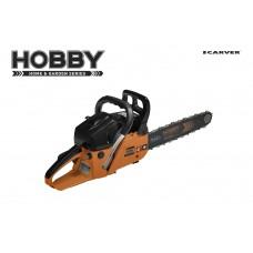 Пила цепная бензиновая HOBBY HSG 145-15