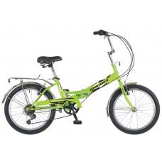 "Велосипед Novatrack 20"" FS30 6 скор."
