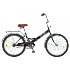 "Велосипед Novatrack 24"" FS24 1 скор."