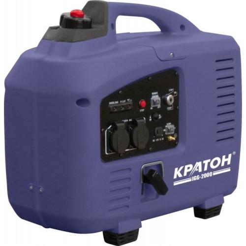 Бензиновый генератор Кратон IGG-2000