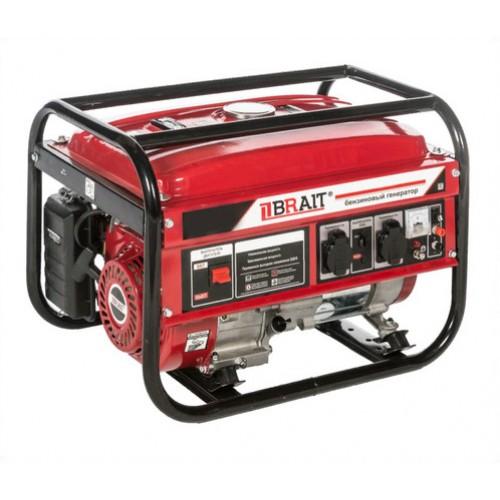 Генератор бензиновый BRAIT BR-3800AL