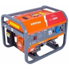 Генератор бензиновый Кратон GG-2800