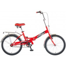 "Велосипед Novatrack 20"" FS30 1 скор."
